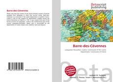 Couverture de Barre-des-Cévennes