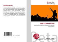 Bookcover of Nathaniel Rosen