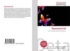 Bookcover of Raymond Ltd