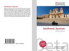 Buchcover von Southwest, Syracuse