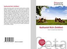 Buchcover von Nathaniel Rich (Soldier)