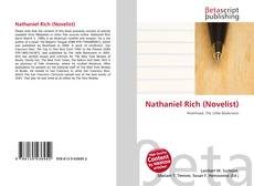 Bookcover of Nathaniel Rich (Novelist)