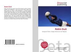 Bookcover of Robin Dutt
