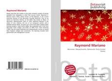 Portada del libro de Raymond Mariano