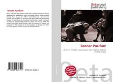 Couverture de Tanner Purdum