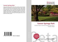 Buchcover von Tanner Springs Park