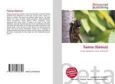 Capa do livro de Tanna (Genus)