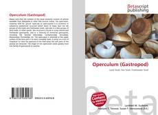 Bookcover of Operculum (Gastropod)