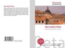 Buchcover von Ban-Jelačić-Platz