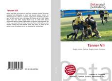 Buchcover von Tanner Vili