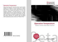 Bookcover of Operative Temperature