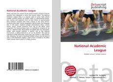 Couverture de National Academic League