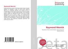 Portada del libro de Raymond Merrick