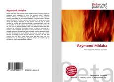 Buchcover von Raymond Mhlaba