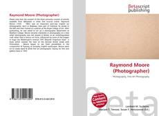 Capa do livro de Raymond Moore (Photographer)