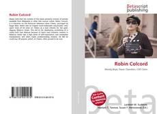 Capa do livro de Robin Colcord