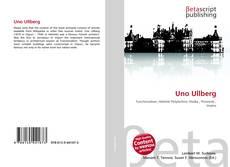Borítókép a  Uno Ullberg - hoz