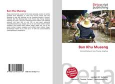 Bookcover of Ban Khu Mueang