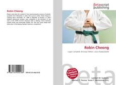 Robin Cheong的封面
