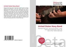 Обложка United States Navy Band