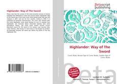 Bookcover of Highlander: Way of The Sword