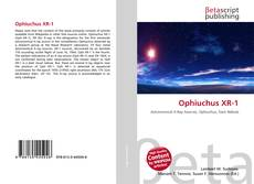 Bookcover of Ophiuchus XR-1
