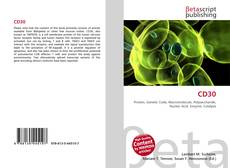Bookcover of CD30