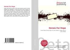 Обложка Heroes For Hope