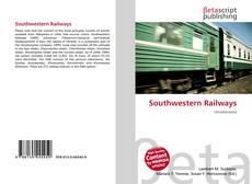 Portada del libro de Southwestern Railways