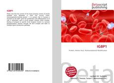 Bookcover of IGBP1
