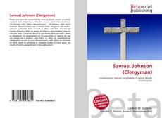 Couverture de Samuel Johnson (Clergyman)