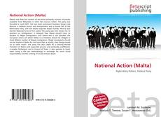 National Action (Malta)的封面