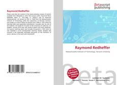 Bookcover of Raymond Redheffer