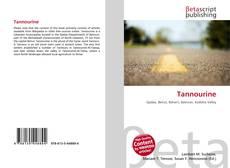 Tannourine kitap kapağı