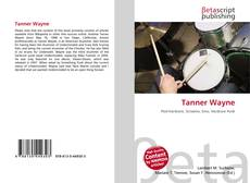 Bookcover of Tanner Wayne