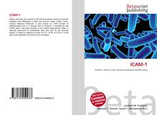 Bookcover of ICAM-1