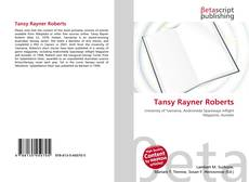 Bookcover of Tansy Rayner Roberts
