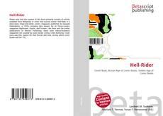 Borítókép a  Hell-Rider - hoz