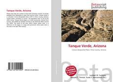 Bookcover of Tanque Verde, Arizona