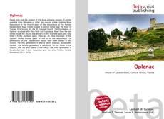 Oplenac kitap kapağı