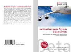 Couverture de National Airspace System Voice Switch