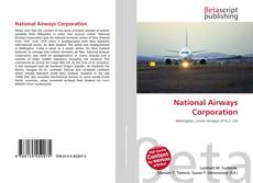 Bookcover of National Airways Corporation