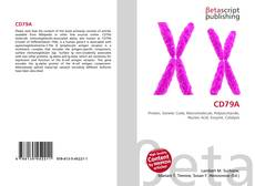 Bookcover of CD79A