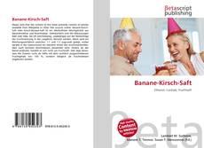 Capa do livro de Banane-Kirsch-Saft