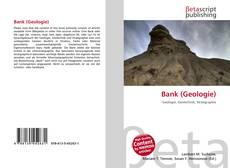 Borítókép a  Bank (Geologie) - hoz