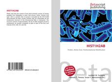 Bookcover of HIST1H2AB