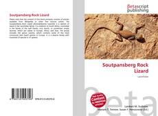 Borítókép a  Soutpansberg Rock Lizard - hoz