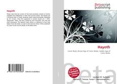 Bookcover of Hayoth