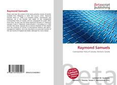 Bookcover of Raymond Samuels