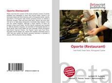 Bookcover of Oporto (Restaurant)